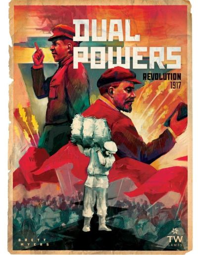 Dual Powers Revolution 1917