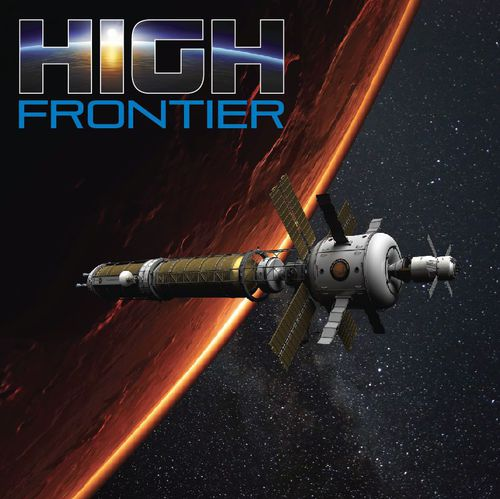 High Frontier Cover