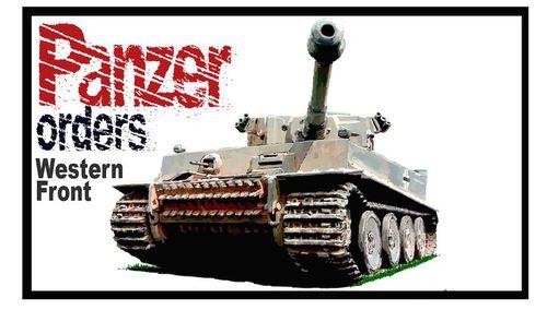 Matt White Panzer Orders Western Front