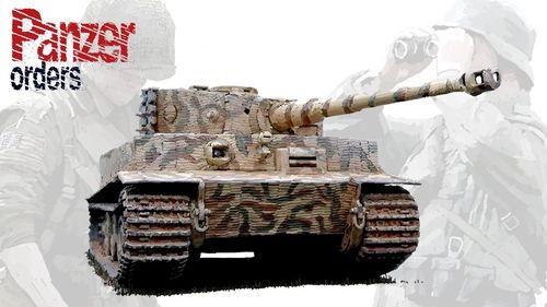 Matt White Panzer Orders