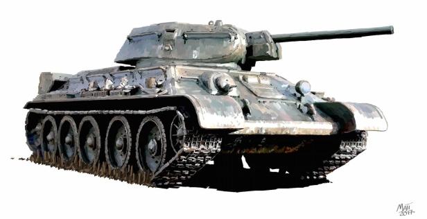 Matt White T-34