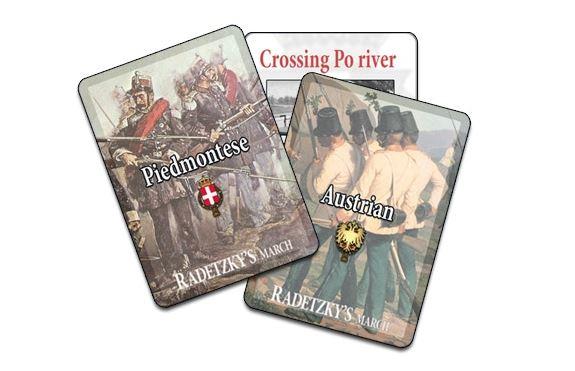 Radetsky's March Cards