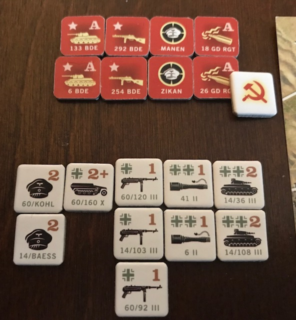 Rattenkrieg Counters