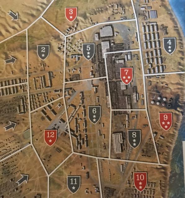 Rattenkrieg Map