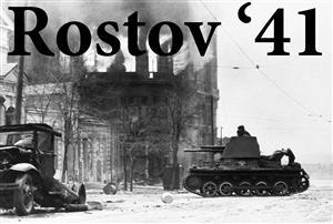 Rostov '41 Cover