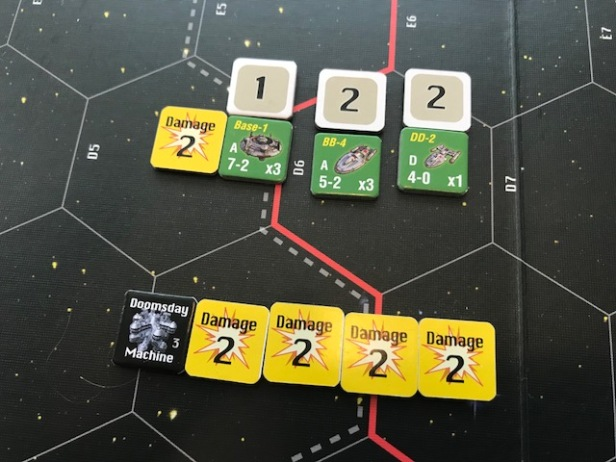 Space Empires 4X Doomsday Machine