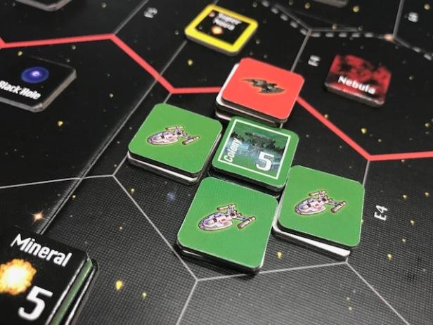 Space Empires 4X Hidden Ship Counters