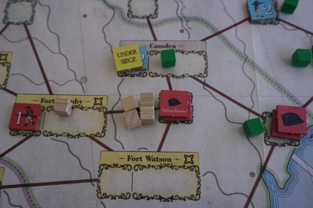 Supply Lines of the American Revolution Siege 2