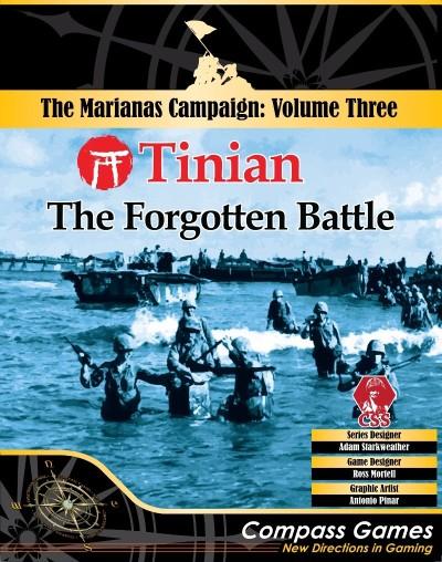 Tinian Box Cover