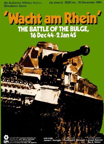 Wacht Am Rhein Boc Cover 1977