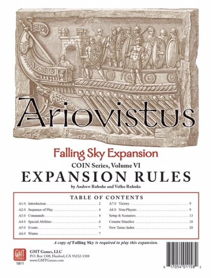 Ariovistus Rules