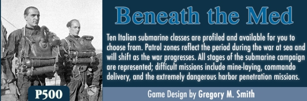 Beneath the Med Banner 2