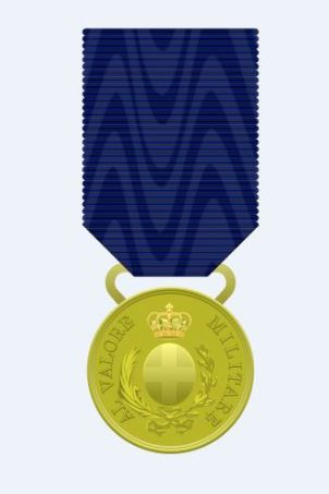 Beneath the Med Medal 2