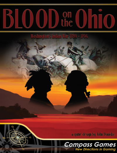 Blood on the Ohio Cover
