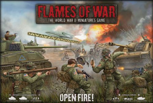 Flames of War Open Fire