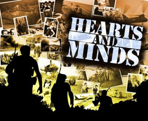 Hearts and Minds Cover