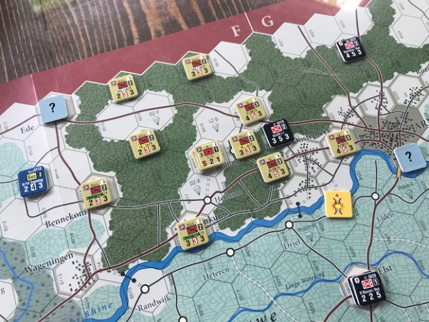 Holland '44 1st Airborne Turn 1 Movement