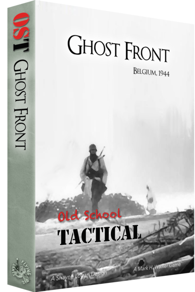 OST Ghost Front Belgium, 1944