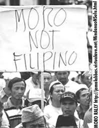 People Power Moro Not Filipino