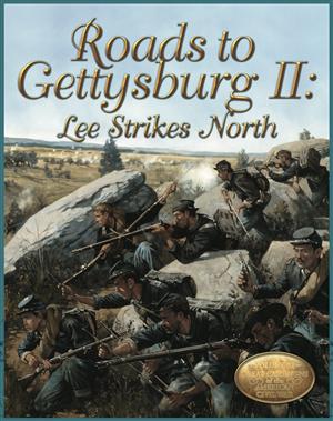 Roads to Gettysburg II Cover