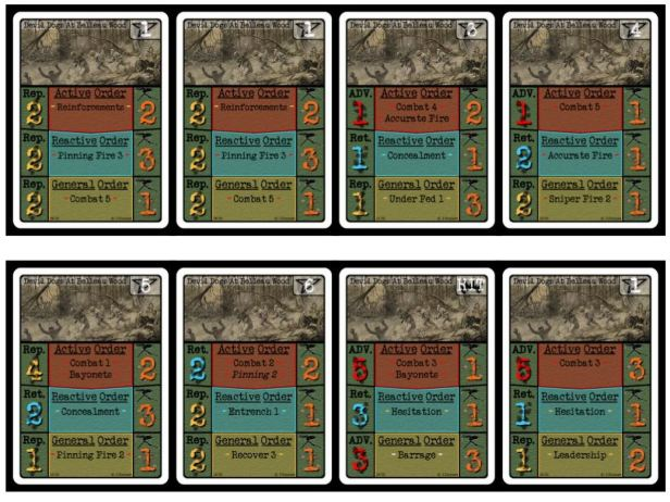 The Devil Dogs of Belleau Wood Cards 2