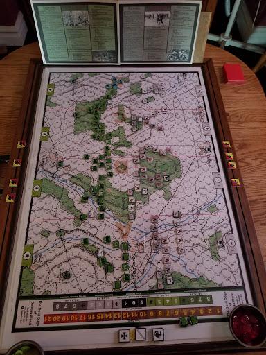 The Devil Dogs of Belleau Wood Map 2