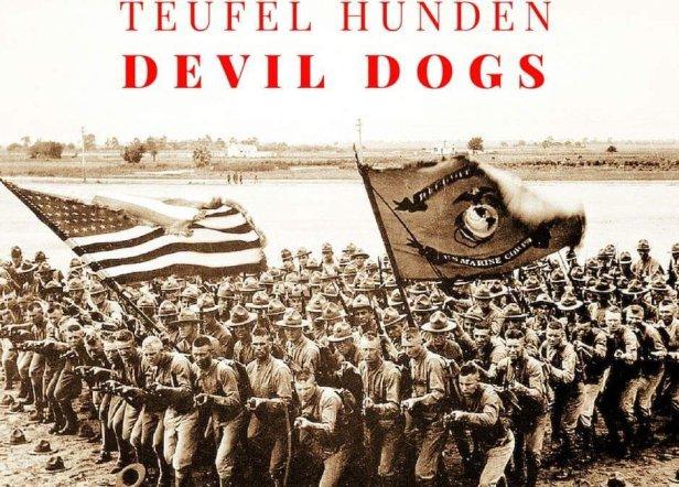 Tuefel Hunden Devil Dogs Graphic