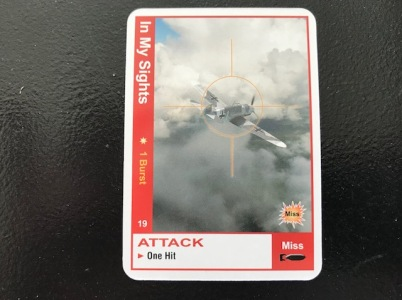 Wild Blue Yonder Attack Card 1