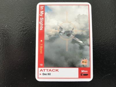 Wild Blue Yonder Attack Card 1