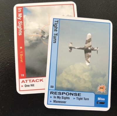 Wild Blue Yonder Attack Card 2