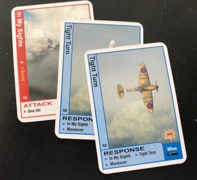 Wild Blue Yonder Attack Card 3