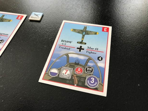 Wild Blue Yonder Bf109F