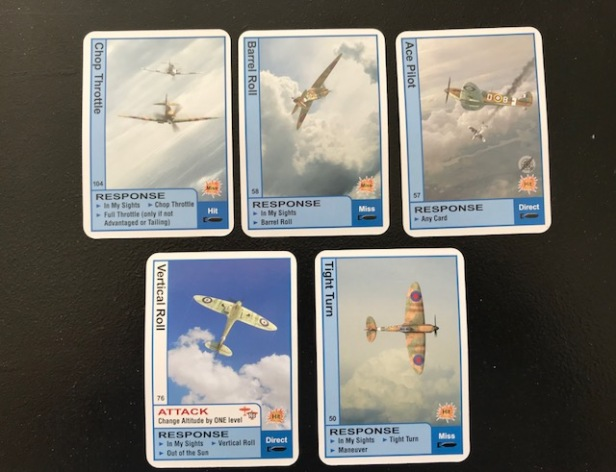 Wild Blue Yonder Card Types 2