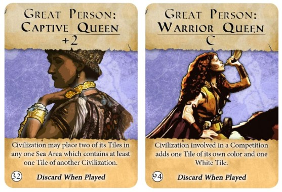 Ancient Civ of the Inner Sea Cards 2