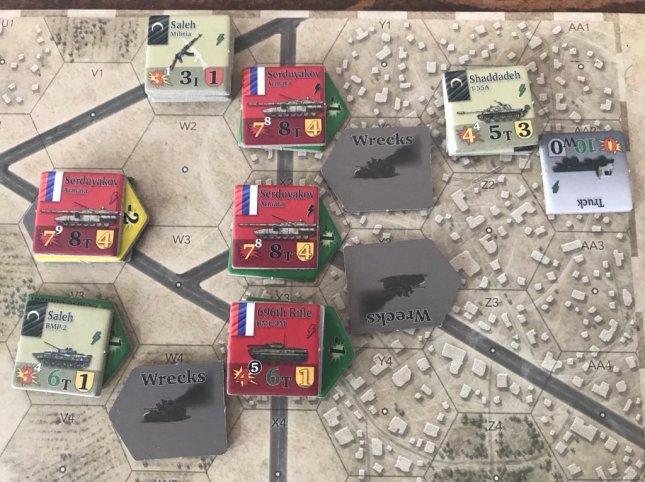 Armageddon War Armata Tanks