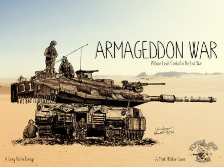 Armageddon War Cover