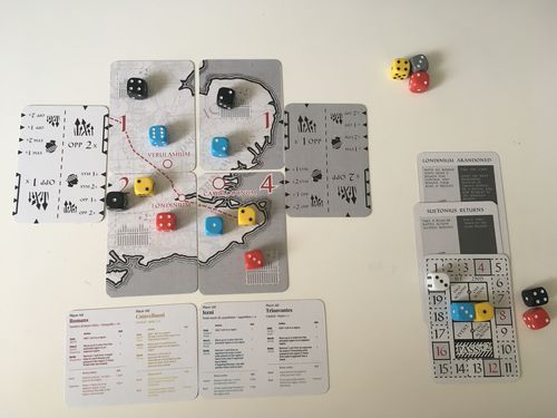 COIN Tribe Revolt Components