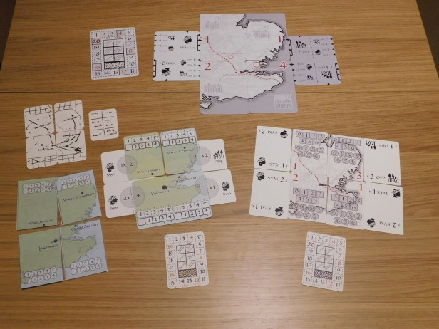 COIN Tribes Early Prototypes