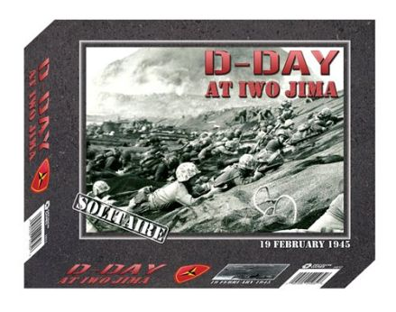 D-Day at Iwo Jima Cover