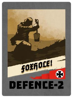 D-Day Op Overlord Card 1 Foxhole
