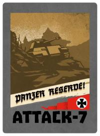D-Day Op Overlord Card 6 Panzer Reserve