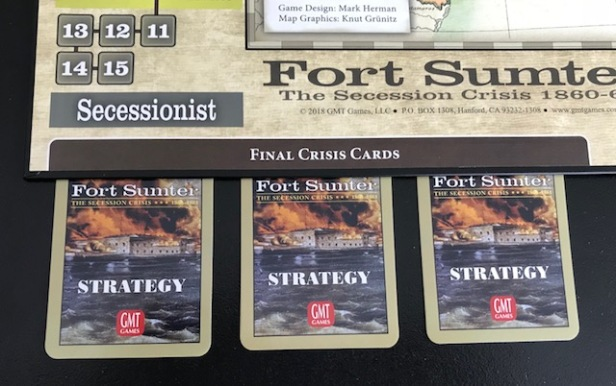 Fort Sumter Final Crisis