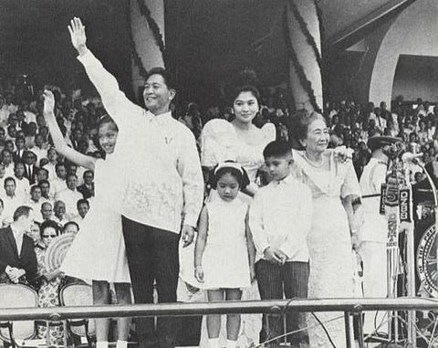 People Power 1965 Inauguration