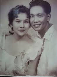People Power Marcos Wedding Photo