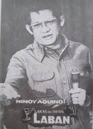 People Power Ninoy Aquino LaBan