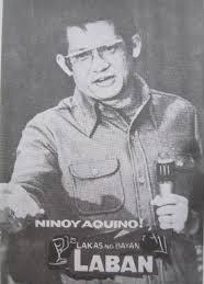 People Power Ninoy Aquino LaBan