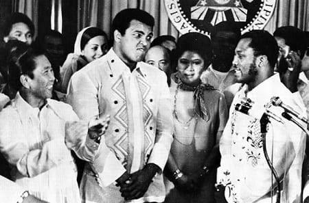 People Power Thrilla in Manila