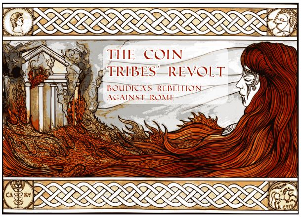 The COIN Tribe's Revolt Cover