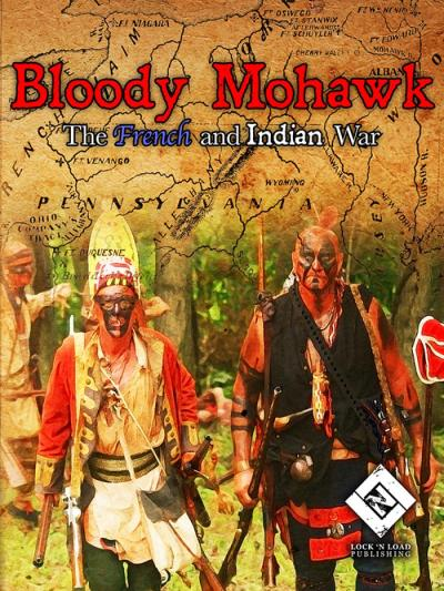 Bloody Mohawk Cover