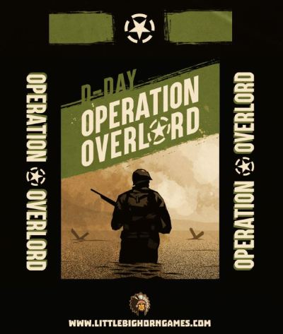 D-Day Operation Overlord Cover